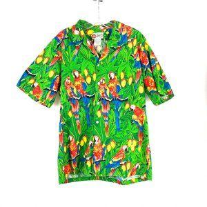 "HILO HAITTE ""The Hawaiian Original"" Size L Shirt"